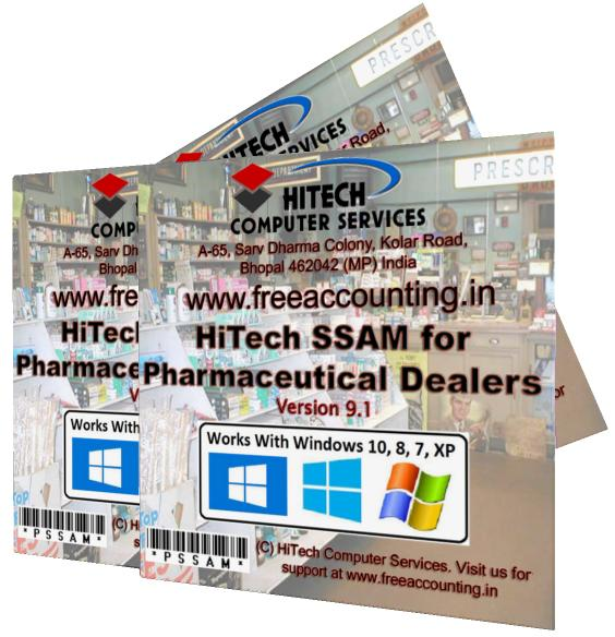 Medical Store Accounting Software CD Group